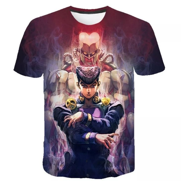 JJBA custom tshirt - Call Her Daddy Merch