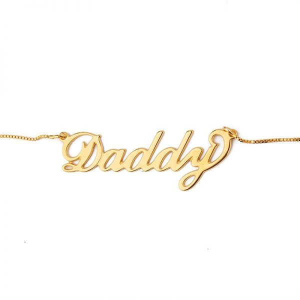 Call Her Daddy Necklace 1 - Call Her Daddy Merch