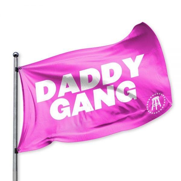 DaddyGang Flag7 - Call Her Daddy Merch