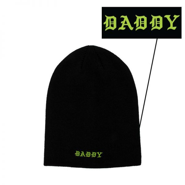 DaddyGothicBeanie - Call Her Daddy Merch