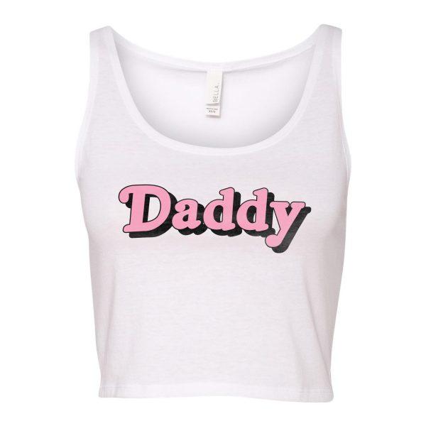 DaddyTank White - Call Her Daddy Merch