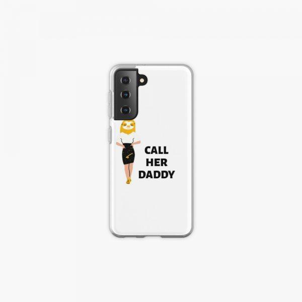 icrsamsung galaxy s21 softbackax600 pad1000x1000f8f8f8 3 - Call Her Daddy Merch